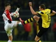 Bóng đá - Dortmund - Augsburg: Không thể cứu vãn