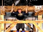 """Clip Đặc Sắc - """"Thần Thor"""" nâng 650kg phá kỷ lục 1000 năm"""