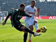 """Bóng đá - Pha """"nã pháo"""" vào lưới Inter đẹp nhất V21 Serie A"""