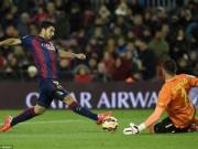"""Bóng đá - Suarez & yếu tố """"may mắn"""" còn thiếu tại Nou Camp"""