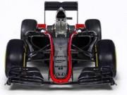 Đua xe F1 - MP4-30: Khát vọng hồi sinh của McLaren & Alonso
