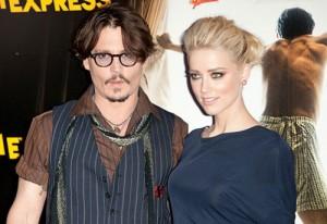 Phim - Johnny Depp đã bí mật cưới cô đào lưỡng tính
