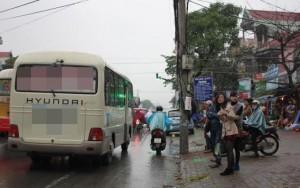 """An ninh Xã hội - Bắt băng giang hồ """"bảo kê"""" đe dọa xe khách tại Nghệ An"""