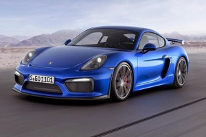 Tin tức ô tô - xe máy - Porsche Cayman GT4 thể thao 2 cửa trình làng