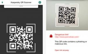 Công nghệ thông tin - Kaspersky tung ứng dụng quét mã QR miễn phí