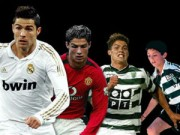 """Bóng đá Ngoại hạng Anh - Ronaldo tròn 30 tuổi: Khi """"gừng càng già, càng cay"""""""