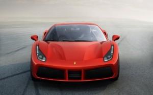 Lộ ảnh chi tiết Ferrari 488 GTB động cơ 661 mã lực