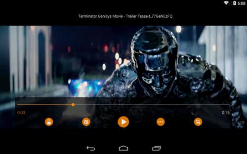 1423194764 vlc for android not the beta hjdg Cách phát nhạc đến nhiều thiết bị iOS và Android cùng lúc