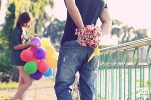 Bạn trẻ - Cuộc sống - Thơ tình: Nguyện yêu em suốt đời