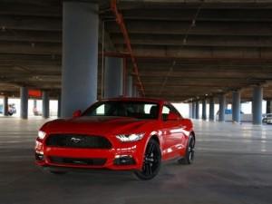 Thế giới xe - Lộ giá bán dự kiến của Ford Mustang GT V8