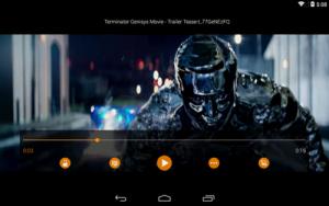 Công nghệ thông tin - Trình nghe nhạc đình đám VLC chính thức lên Android