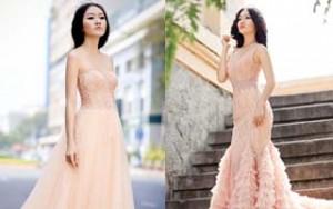 Mùa cưới - Chọn áo cưới gợi cảm như người đẹp Anh Thư
