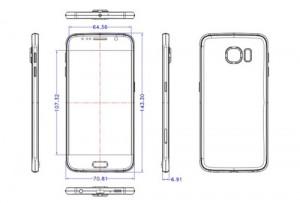 Dế sắp ra lò - Samsung Galaxy S6 lộ bản thiết kế, camera lồi
