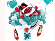 Thời trang - Chọn giày đẹp cho dịp Valentine