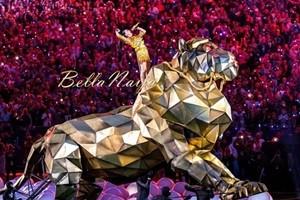Choáng ngợp với siêu sân khấu của Katy Perry