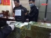 An ninh Xã hội - Cao Bằng: Bắt vụ vận chuyển 156 bánh heroin