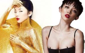 """Người mẫu - Hoa hậu - 22 khoảnh khắc sexy """"nghẹt thở"""" của ca sĩ Tóc Tiên"""