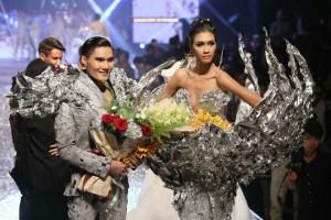 Thời trang - Next Top Model ủng hộ kết quả có 2 quán quân ở Việt Nam