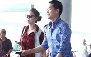 Ngân Khánh và chồng du lịch độc thân trước ngày cưới