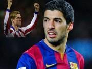 """Bóng đá - Torres """"đá xoáy"""" Suarez chỉ là cái """"bóng"""" của Messi"""