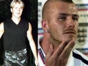 """Thời trang - David Beckham và """"thảm họa"""" 10 lần mặc xấu"""
