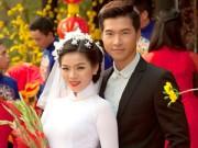 Ngôi sao điện ảnh - Lệ Quyên hóa cô dâu xinh đẹp ngày đầu năm
