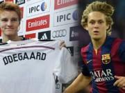 Bóng đá - Real, Barca mua sao trẻ: Sáng hiện tại, mờ tương lai