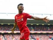 Ngôi sao bóng đá - Sterling: Là riêng, là tất cả của Liverpool
