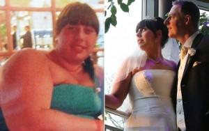 8X + 9X - Hôn lễ trì hoãn tới 11 năm vì cô dâu... giảm béo