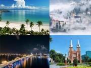 Du lịch - Những địa điểm chơi Tết Ất Mùi 2015 đẹp nhất ba miền