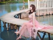 8X + 9X - Vẻ đẹp gợi cảm của Hoa khôi Wushu Mai Phương