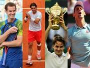 Thể thao - Những tiên đoán thú vị về quần vợt nam mùa giải 2015