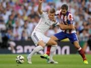 Bóng đá - Atletico - Real: Cơn ác mộng