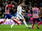 """Bóng đá - Ronaldo """"mất hút"""" ngày Real thua thảm"""