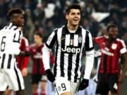 Bóng đá - Juventus - Milan: Uy lực nhà Vua