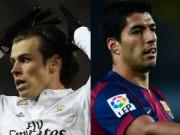 "Bóng đá - Gareth Bale & Luis Suarez: Cái giá của ""kép phụ"""