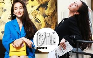 Thời trang - Choáng với bộ sưu tập túi tiền tỷ của Angelababy
