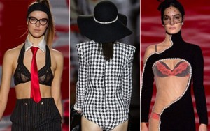 """Người mẫu - Hoa hậu - Những thiết kế khiến người xem phải """"nóng mắt"""""""
