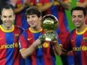 Các giải bóng đá khác - 10 học viện bóng đá lừng danh: Barca số 1, Ajax số 2