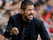 """Bóng đá Tây Ban Nha - Atletico """"hủy diệt"""" Real: """"Con ma"""" Diego Simeone"""