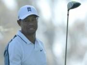 Golf - Chẳng còn gì thú vị khi xem Tiger Woods chơi golf