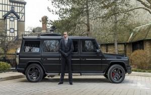 Ô tô - Xe máy - Nội soi siêu xe chống đạn khủng Mercedes-Benz G-class
