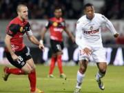 """Bóng đá - Guingamp – Monaco: """"Ngã ngựa"""" đau đớn"""