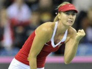 Thể thao - Tin HOT 9/2: Masha giúp ĐT Nga vào bán kết Fed Cup