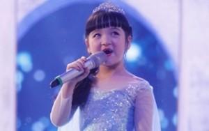 """Sao ngoại-sao nội - Con gái Trang Nhung """"đốn tim"""" GK Vietnam's got talent"""