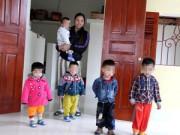 An ninh Xã hội - Chuyện của những đứa trẻ theo chân mẹ vào trại giam