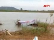 Video An ninh - Quảng Ngãi: Phát hiện xác chết bí ẩn trên sông Trà Khúc