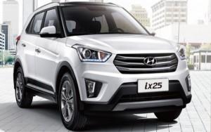 Ô tô - Xe máy - Hyundai ix25 giá 270 triệu đồng sẵn sàng cho mùa lễ hội