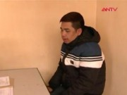 Video An ninh - Hà Nội: Dùng dao bầu cướp tài sản lái xe taxi