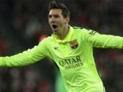Bóng đá - Tin HOT tối 9/2: Messi lập thêm kỉ lục